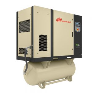 Ingersoll Rand Total Air System (TAS) with integrated dryer and heat exchanger