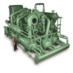 Ingersoll Rand Turbo Air Centrifugal Air Compressor