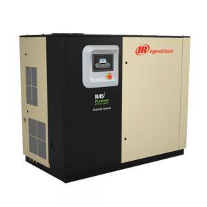 Ingersoll Rand oil-free rotary screw air compressor